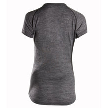 Load image into Gallery viewer, Rivelo Millington Merino Short Sleeve Base Layer - Charcoal