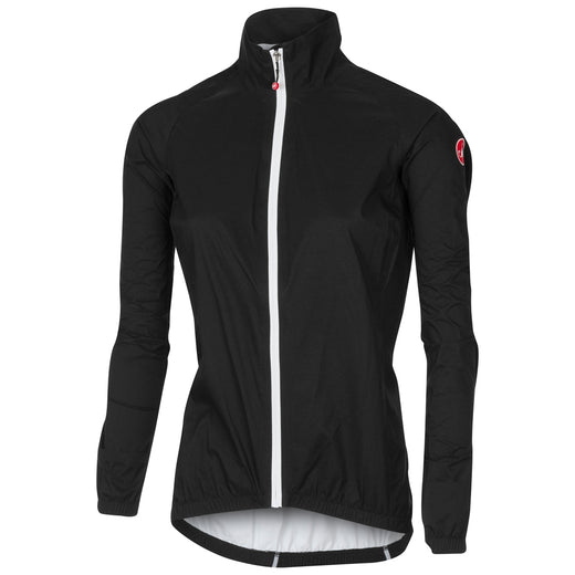 Castelli Emergency Jacket - Black