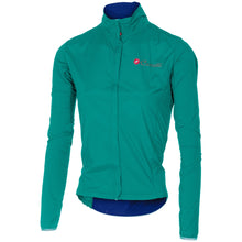 Load image into Gallery viewer, Castelli Sempre W Jacket - Turquoise | VeloVixen