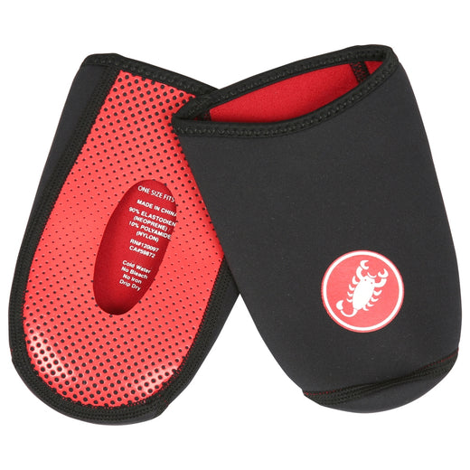 Castelli Neoprene Toe Thingy 2 - Black | Velo Vixen