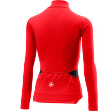 Load image into Gallery viewer, Castelli Sinergia Jersey FZ - Red