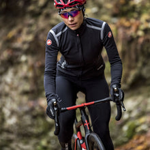 Load image into Gallery viewer, Castelli Perfetto Ros W Long Sleeve - Dark Steel Blue