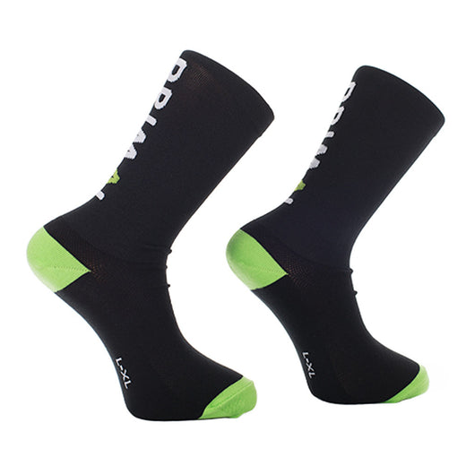 Primal Icon Tall Sock - Black | VeloVixen