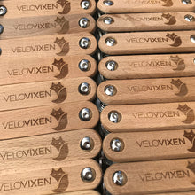 Load image into Gallery viewer, VeloVixen 6-Piece Wooden Folding Allen Key Set