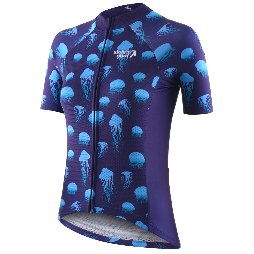 Stolen Goat Bodyline Cycling Jersey - Nettle