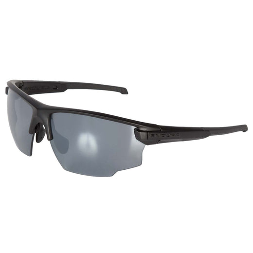 Endura SingleTrack Glasses - Black | VeloVixen