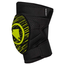 Load image into Gallery viewer, Endura SingleTrack Knee Protector II - Lime Green | VeloVixen