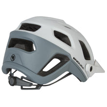 Load image into Gallery viewer, Endura SingleTrack Helmet II - White