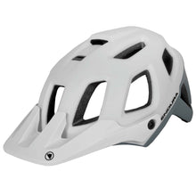 Load image into Gallery viewer, Endura SingleTrack Helmet II - White | VeloVixen
