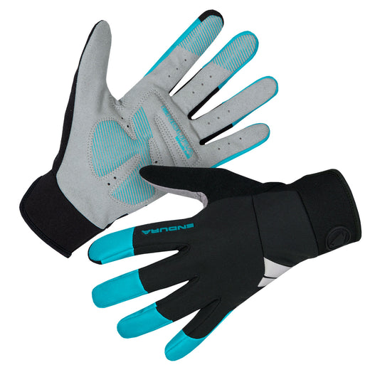 Endura Windchill Glove - Pacific Blue | VeloVixen