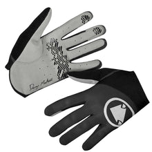 Load image into Gallery viewer, Endura Hummvee Lite Icon Glove - Black