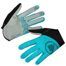 Load image into Gallery viewer, Endura Hummvee Lite Icon Glove - Pacific Blue