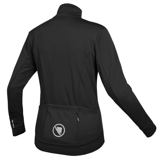 Endura Xtract Roubaix Long Sleeve Jersey - Black