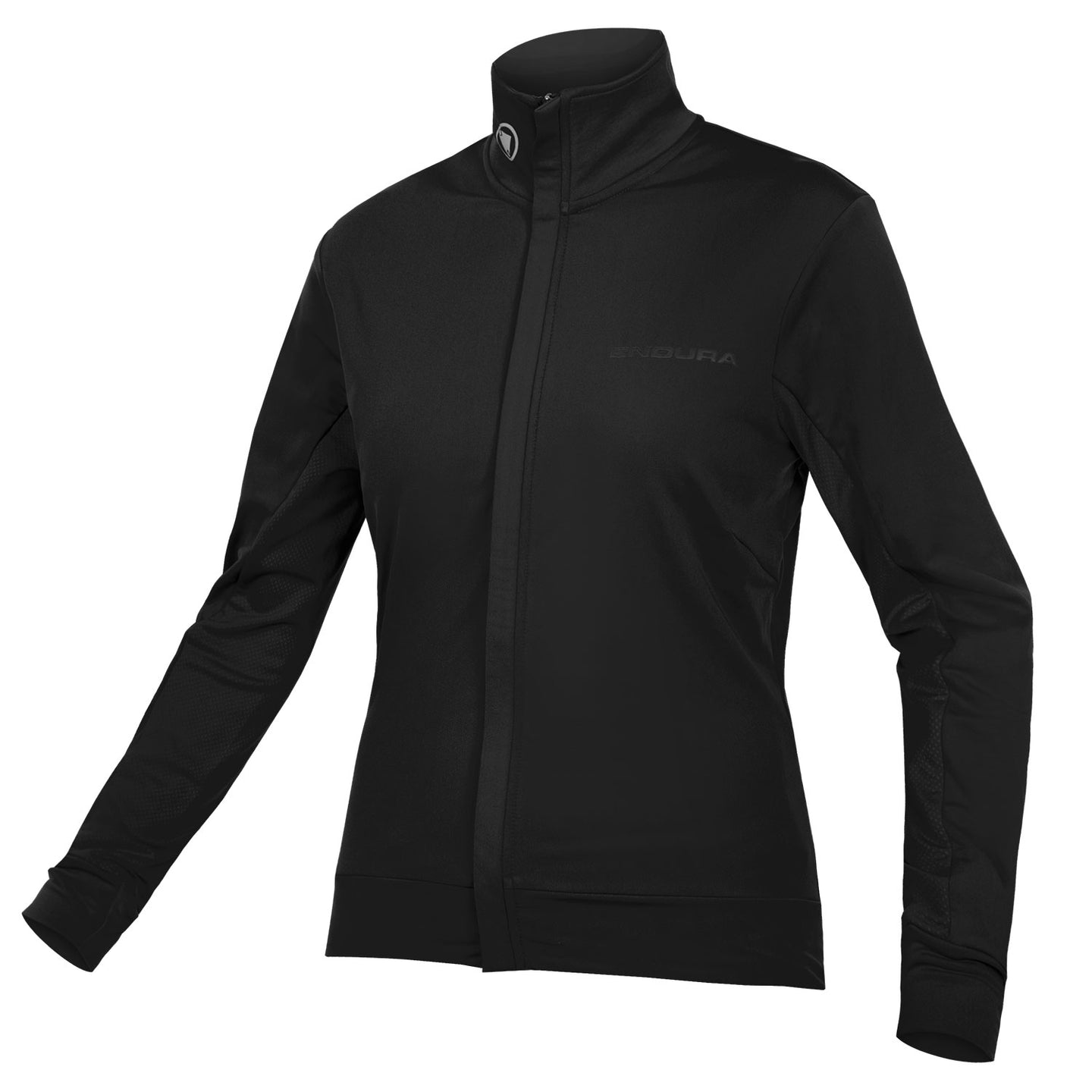 Endura Xtract Roubaix Long Sleeve Jersey - Black | VeloVixen