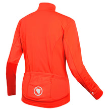 Load image into Gallery viewer, Endura Xtract Roubaix Long Sleeve Jersey - HiVizCoral