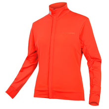 Load image into Gallery viewer, Endura Xtract Roubaix Long Sleeve Jersey - HiVizCoral | VeloVixen