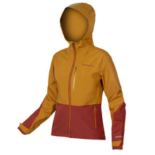 Load image into Gallery viewer, Endura SingleTrack Jacket - Nutmeg | VeloVixen