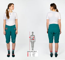 Load image into Gallery viewer, Endura Singletrack Short II - Spruce Green