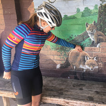 Load image into Gallery viewer, VeloVixen Long Sleeve Jersey - Rapida