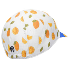 Load image into Gallery viewer, Stolen Goat Coolmax Cycling Cap - Lemon Squeezy