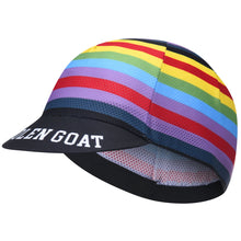 Load image into Gallery viewer, Stolen Goat Coolmax Cycling Cap - Mashup 20