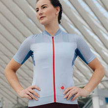Load image into Gallery viewer, Iris Split Decision Jersey - Powder Blue