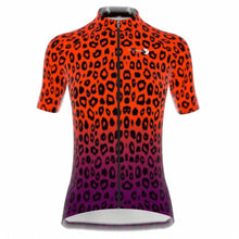 Load image into Gallery viewer, VeloVixen Cheetah Cycling Jersey