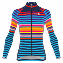Load image into Gallery viewer, VeloVixen Rapida Long Sleeve Cycling Jersey
