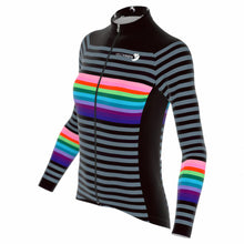 Load image into Gallery viewer, VeloVixen Bodyline Long Sleeve Jersey - Jailbreak