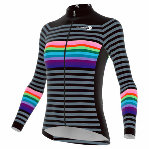 VeloVixen Bodyline Long Sleeve Jersey - Jailbreak