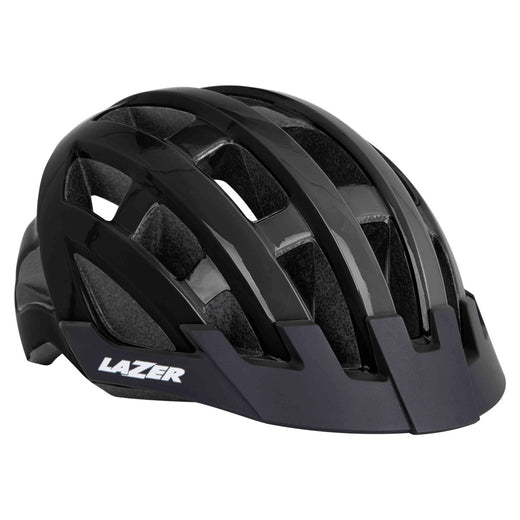 The Compact helmet delivers all round high performance at an affordable price. With this helmet one size is all you need.
