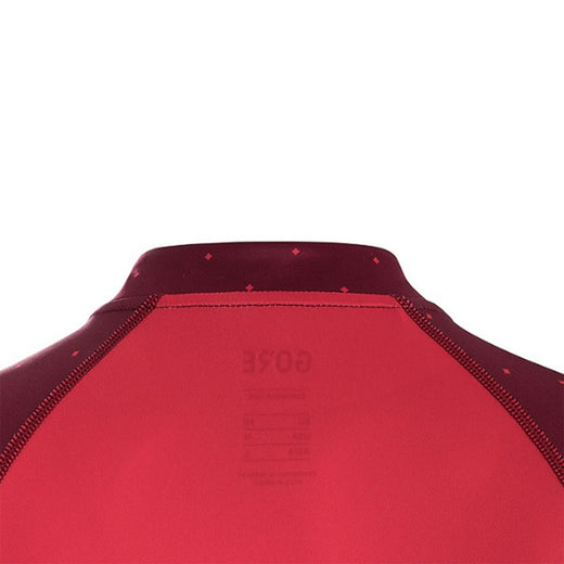 Gore® C5 Jersey - Hibiscus Pink/Chestnut Red