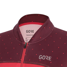 Load image into Gallery viewer, Gore® C5 Jersey - Hibiscus Pink/Chestnut Red