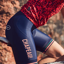 Load image into Gallery viewer, Chapeau! Club Bibshorts - Deep Ocean