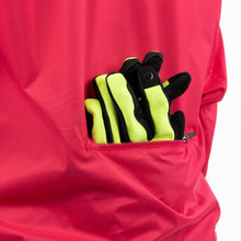 Load image into Gallery viewer, Pearl Izumi Zephrr Barrier Jacket - Virtual Pink/Turbulence