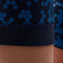 Load image into Gallery viewer, Pearl Izumi Symphony Capri - Navy/Lapis Hex Fade