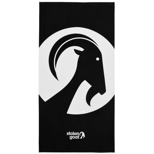 Stolen Goat Beach Towel - Shadow