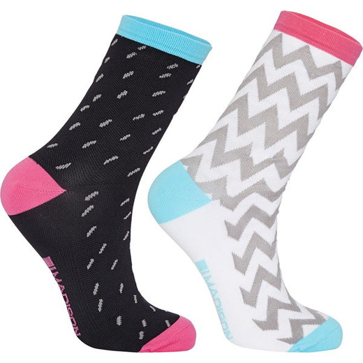 The Madison Sportive mid sock is a perfect 3 season sock offering superb comfort.