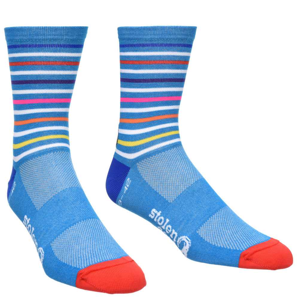 Stolen Goat Thermolite Crew Cut Socks - Hump Day
