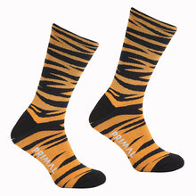 Load image into Gallery viewer, Primal Tiger Socks | VeloVixen