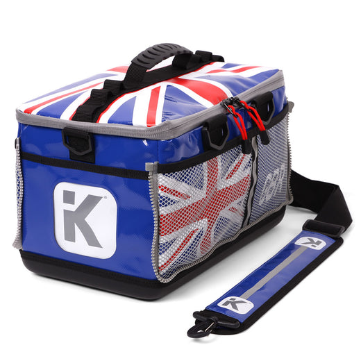KitBrix Kit Bag - Union Jack Limited Edition | VeloVixen