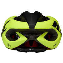 Load image into Gallery viewer, HJC Valeco Helmet - HiVis Yellow/Black