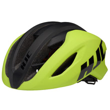 Load image into Gallery viewer, HJC Valeco Helmet - HiVis Yellow/Black | VeloVixen