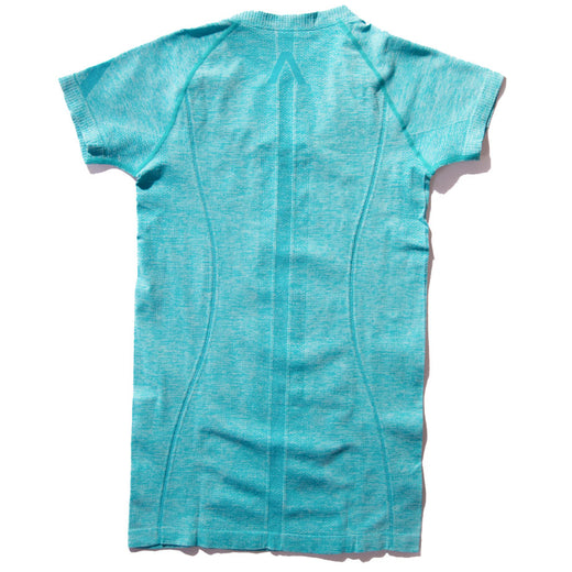 Primal AireSpan Women's Knit T-Shirt - Teal