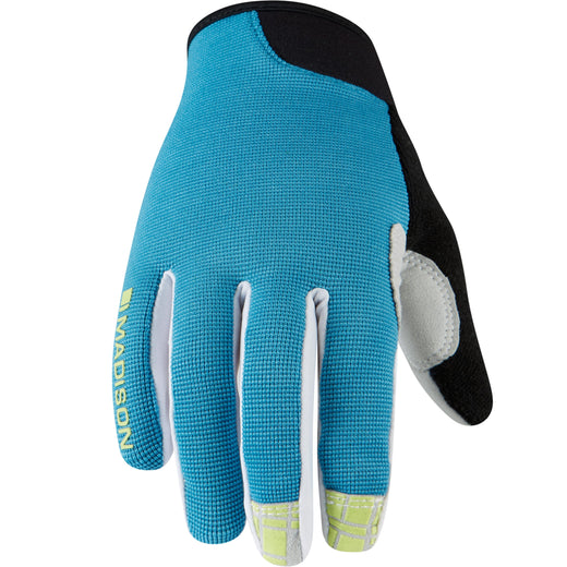 Madison Leia women's gloves, caribbean blue | VeloVixen