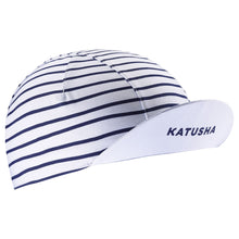 Load image into Gallery viewer, Stripe womens specific cycling cap