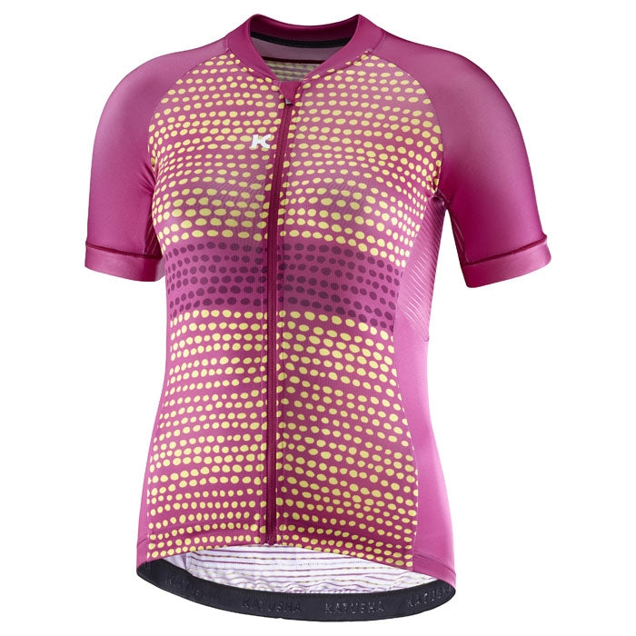 Katusha Allure womens cycling jersey | VeloVixen