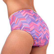 Load image into Gallery viewer, VeloVixen Padded Cycling Knickers - Disco Herring