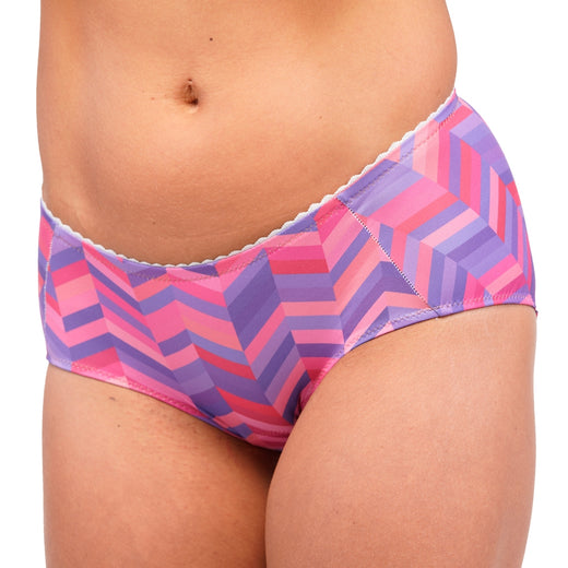 VeloVixen Padded Cycling Knickers - Disco Herring