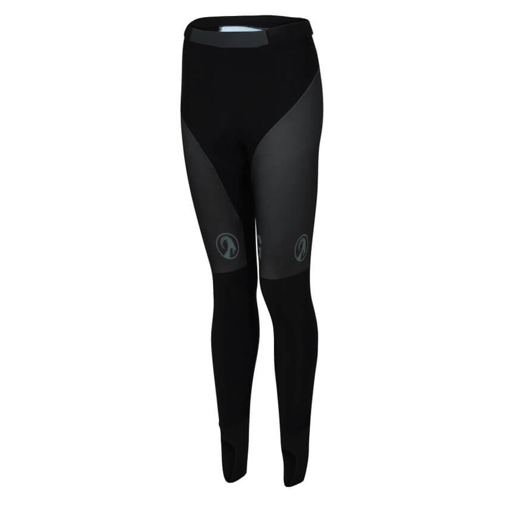 Stolen Goat Orkaan Weatherproof Bibless Tights - Black | VeloVixen